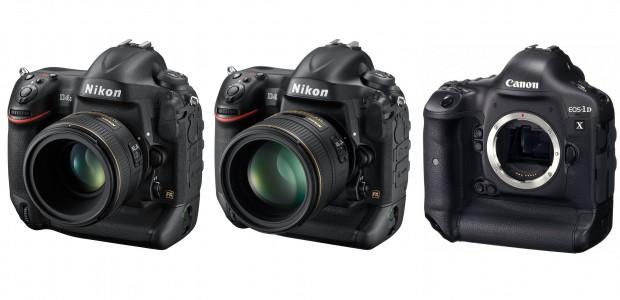 Nikon-D4S-Vs-D4-Vs-Canon-1D-X