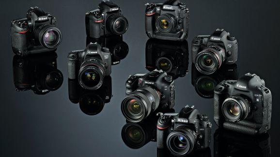 Best Full-Frame Cameras 2015