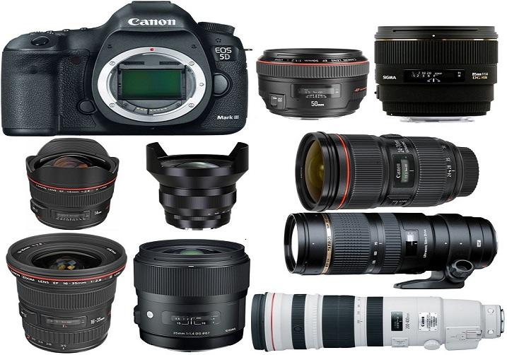 d9f38b27fe9d Best Lenses for Canon EOS 5D Mark III DSLR ...