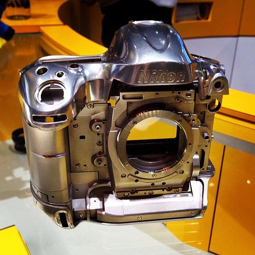 Nikon Released Nikon D4 Firmware Update 1.10