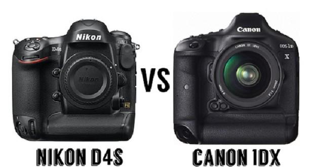Nikon-D4S-vs-Canon-1D-X