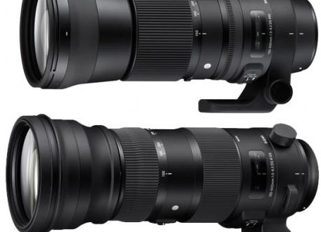 Sigma-150-600mm-f5-6.3-DG-OS-HSM-lens-two-versions