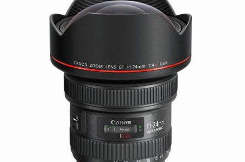 The Current Canon EF 11-24mm f/4L USM Lens