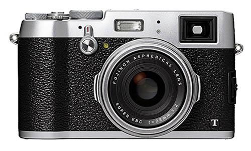 Fujifilm X100T Silver Model