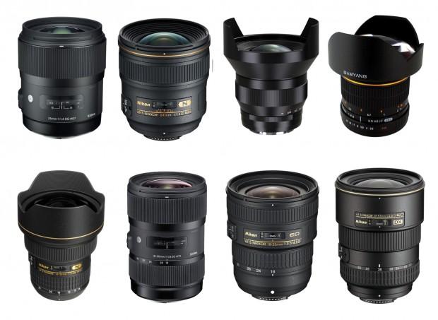 Best Wide Angle Lenses for Nikon DSLRs | Camera Times