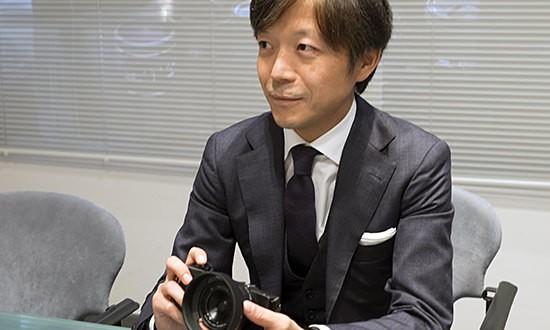Kazuto Yamaki, image via DSLR Magazine