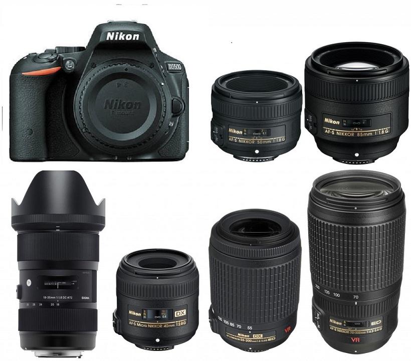 Best Lenses for Nikon D5500   Camera Times