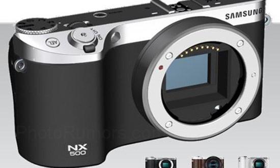 Samsung-NX500-camera
