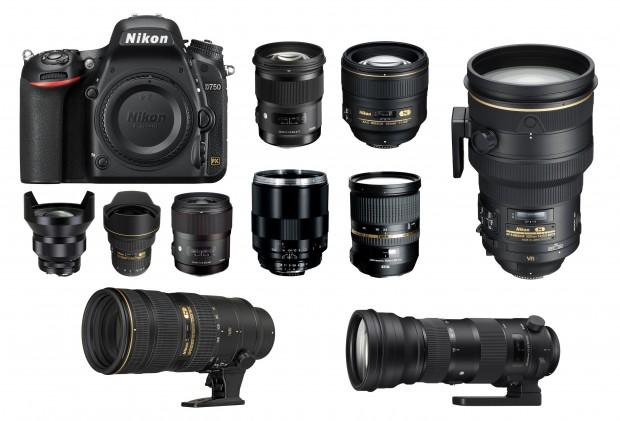 Best Lenses For Nikon D750 Dslr Camera