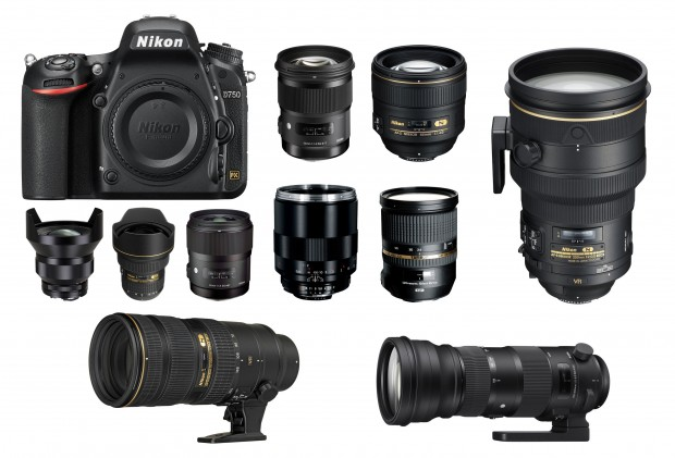 Best Lenses for Nikon D750 | Camera Times