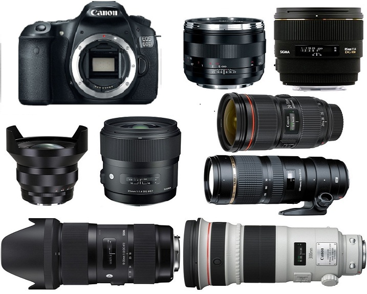 Best Lenses for Canon EOS 60D | Camera Times