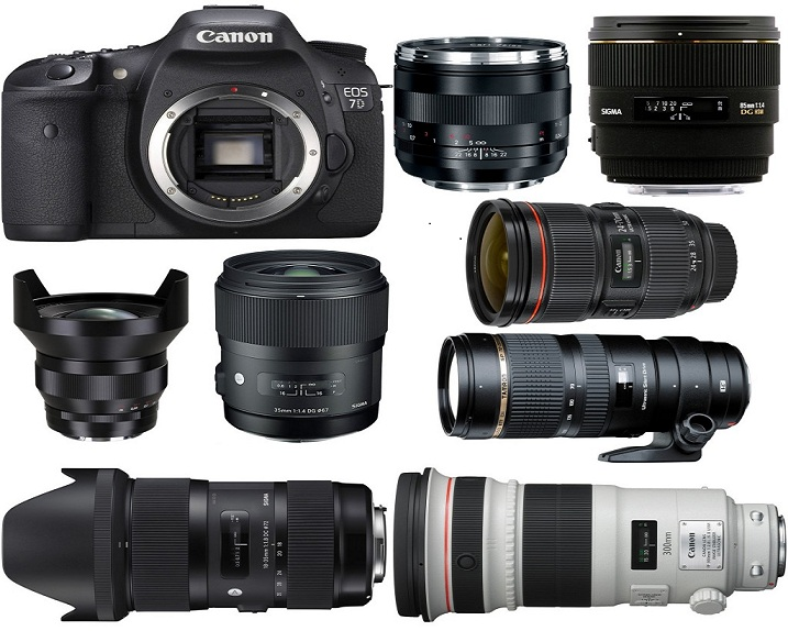 Best Lenses for Canon EOS 7D | Camera Times