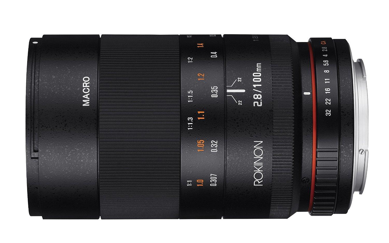 Rokinon 100mm F 2 8 Macro Lens In Stock Amp Shipping Now