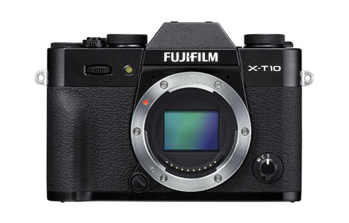 Fujifilm-X-T10-black-front