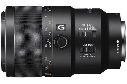 The Current Sony FE 90mm f/2.8 Macro G OSS Lens