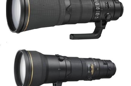 Nikon-600mm-f4E-FL-ED-VR-vs-600mm-f4G-ED-VR-Specs-Comparison