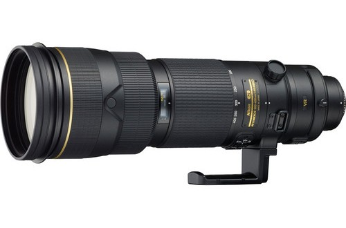 The Current Nikon AF-S NIKKOR 200-400mm f/4G ED VR II Lens