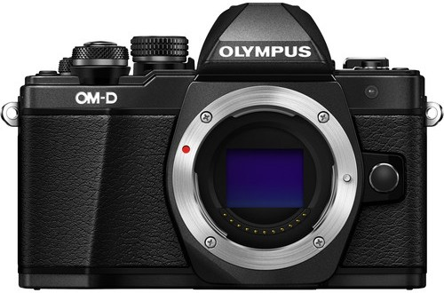 Olympus-OM-D-E-M10-Mark-II-black
