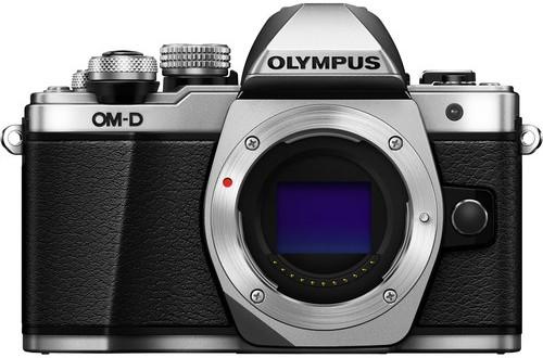Olympus-OM-D-E-M10-Mark-II-silver