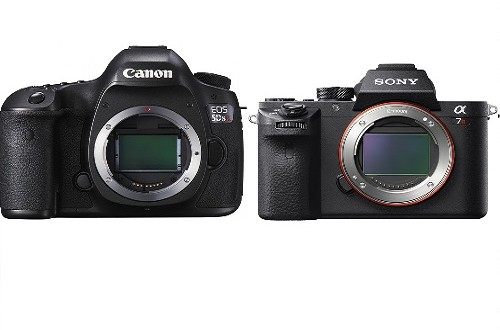 Canon-EOS-5Ds-R-vs-Sony-a7RII