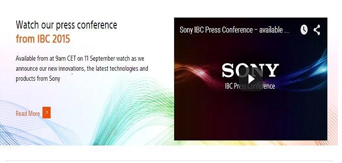 Sony-IBC