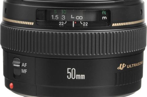 Canon-EF-50mm-f1.4-USM-Lens