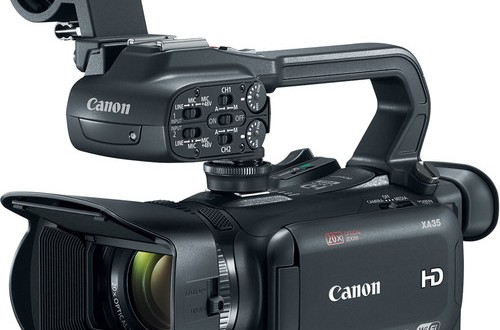 Canon-XA35-Professional-Camcorder