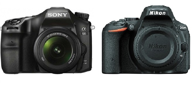 Sony-A68-vs-Nikon-D5500