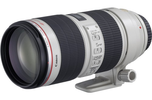 The Current Canon EF 70-200mm f/2.8L IS II USM Lens