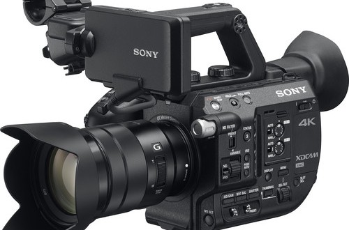 Sony-PXW-FS5-XDCAM-Super-35-Camera-System-with-Zoom-Lens