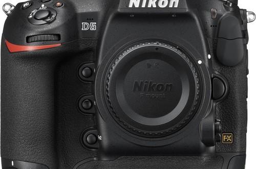 Nikon-D5-Body