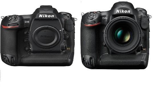 Nikon-D5-vs-D4S