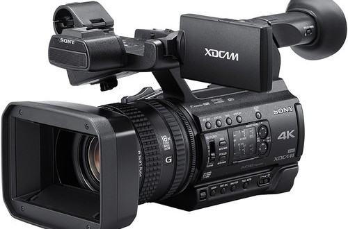 Sony-PXW-Z150-4K-XDCAM-Camcorder