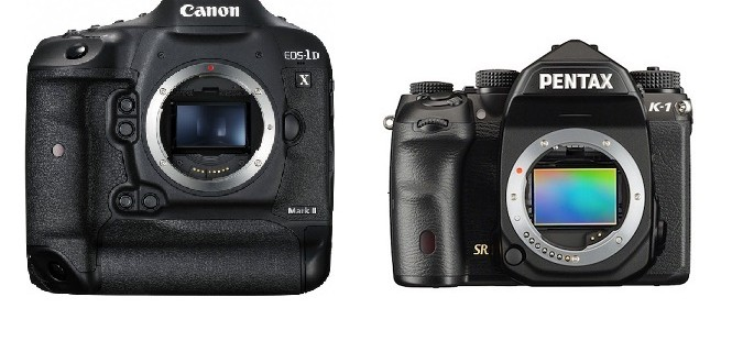 Canon-EOS-1D-X-Mark-II-vs-pentax-k-1-specs-comparison