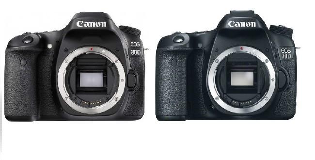 Canon-EOS-80D-vs-70D