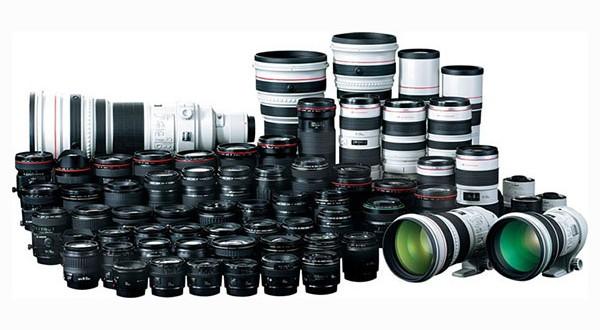 Canon-Lenses