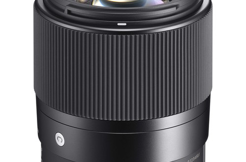 The Current Sigma 30mm f/1.4 DC DN Contemporary Lens for Sony E
