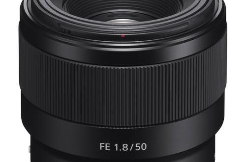 Sony-FE-50mm-f1.8-Lens