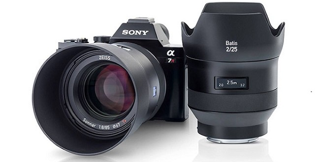 Zeiss-Batis-Lenses