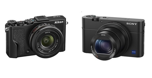 nikon-dl-24-85mm-f1-8-2-8-vs-sony-rx100-iv-specs-comparison