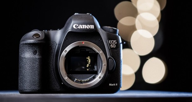 """PS"" Canon EOS 6D Mark II"