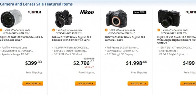 Newegg-Camera-and-Lens-Sales