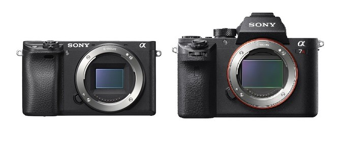 Sony-A6300-vs-A7RII