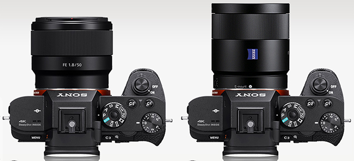 sony 55mm 1 8. the new sony fe 50mm f1.8 55mm 1 8
