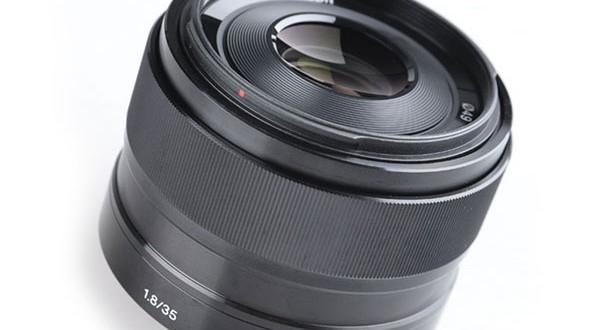 Sony 35mm f/1.8 OSS lens