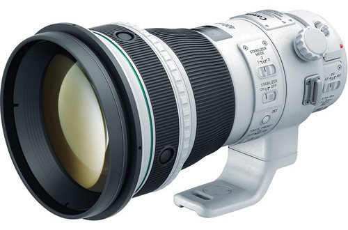 The Current Canon EF 400mm f/4 DO IS II USM Lens