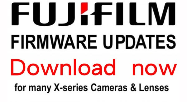 Fujifilm-Firmware-Updates-for-X-series-cameras-and-lenses