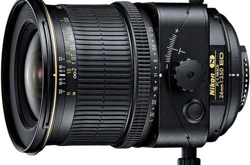 The Current Nikon PC-E NIKKOR 24mm f/3.5D ED Tilt-Shift Lens
