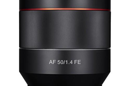 Rokinon-AF-50mm-f1.4-FE-Lens