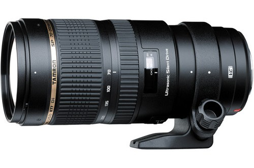 The Current Tamron SP 70-200mm f/2.8 Di VC USD Zoom Lens